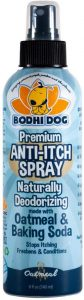 Eliminate your pup from bad smell with Bodhi Dog Anti Itch Spray