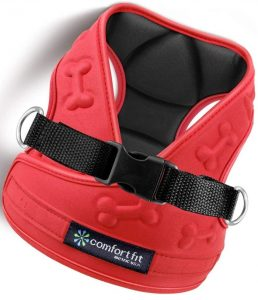 Comfort Fit Metric USA No-Pull Small Dog Harness (Soft Padding design)