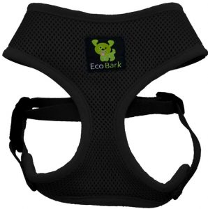 EcoBark Harness - Soft Gentle No Pull & No Choke (Soft padding vest design, breathable mesh)