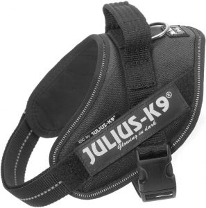 Julius-K9 IDC Powerharness (Back attachment clip and handle)