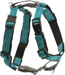 PetSafe 3 in 1 Harness (Front clip and back leash clip, with handle)