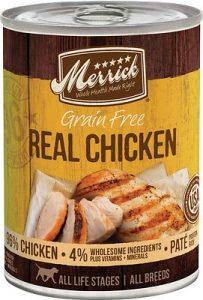 Merrick Grain Free Real Chicken Wet Food