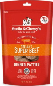 Reviews Of Stella and Chewy's Freeze-Dried Raw Food Diet (Not Your Usual Kibble Products)