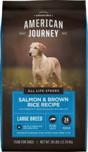 American Journey For Large Breed Of All Life Stages Dry Dog Food 5th best dog foods