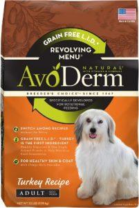 AvoDerm Grain Free L.I.D Revolving Menu Turkey Protein Diet