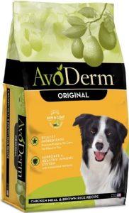 AvoDerm Original Chicken Meal Protein Brown Rice Recipe