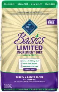 Blue Buffalo Basics Limited Ingredient Diet Adult, Turkey & Potato Diet