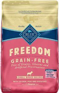 Blue Buffalo Freedom Grain Free Small Breed