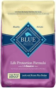 Blue Buffalo Life Protection Formula Dry Dog Food with LifeSource Bits For Adult Large Breed Dogs