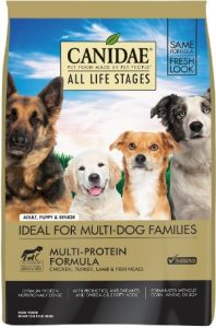 Canidae Multi-Protein Formula For Dogs Of All Life Stages - Chicken, Turkey, Lamb & Fish Meals