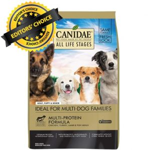 Editor Chose Canidae All Life Stages As Best Choice