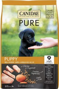 Canidae Pure Limited Ingredient Grain Free Puppy Food