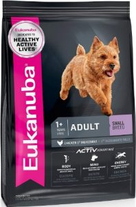 Eukanuba Adult Small Breed Dog Foods with Chicken Protein