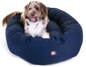 Majestic Pet Products Bagel Pet Dog Bed