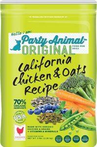 Party Animal Orginal California Chicken Protein Oats Recipe