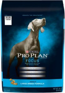 Purina Pro Plan Focus Large Breed Formula For Adult Diet