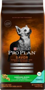 Purina Pro Plan Savor Adult Small Breed