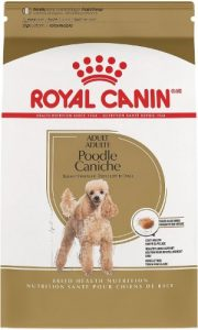 Royal Canin Breed Health Nutrition Diet Dry Dog Food For Adult Poodle Over 10 Months Old