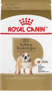 Royal Canin Bulldog Dry Food High in protein dog food for English bulldogs