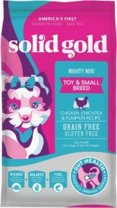 Solid Gold Mighty Mini Toy Small Breed