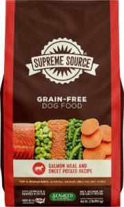 Supreme Source Grain Free Dog Food Salmon Meal Sweet Potatoes Ingredients
