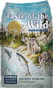 Taste Of The Wild Ancient Stream With Ancient Grains, Smoked Salmon Formula
