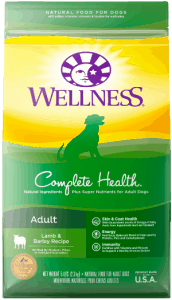 Wellness Complete Health Adult Lamb Barley Ingredient Recipe