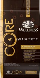Wellness Core Puppy Formula Chicken & Turkey Ingredients