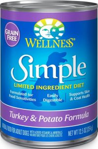 Wellness Simple Grain Free Limited Ingredient Diets