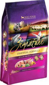Zignature Zssential Multi Protein Grain Free