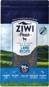 Ziwi Peak Gently Air-Dried Lamb Formula (Protein)