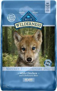 Blue Buffalo Wilderness (Puppy Food)