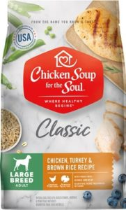 Seventh Best Dog Food - Chicken Soup For The Soul Classic For Adult Large Breed