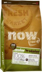 Now Fresh, Senior Dog s Weight Maintenance Turkey Meal Protein Ingredient