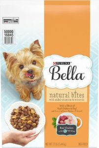 Purina Bella NaturalBites For Adult