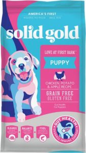 Solid Gold Love At First Bark Puppy Food - Chicken Protein Meal, Potato & Apple Recipe