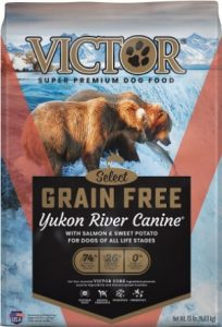 Victor Yukon River Canine With Salmon & Sweet Potato