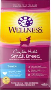 Wellness Complete Foods, Deboned Turkey Meal Protein & Peas Ingredients