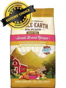 Whole Earth Farms Turkey & Chicken Recipe