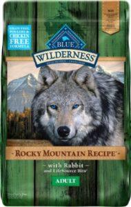 Blue Buffalo Wilderness Rocky Mountain Recipe With Rabbit Adult
