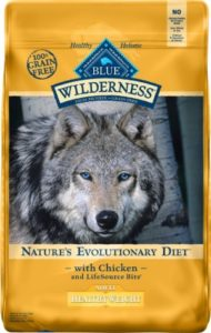 Blue Buffalo Wilderness Healthy Weight Ingredients