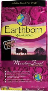 Earthborn Holistic, Meadow Feast With Lamb Meal Recipe - High Protein