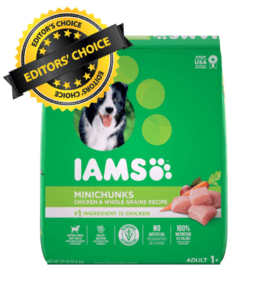 Iams Chicken Dry Dog Food For Adult Dogs Ingredients