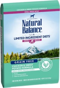 Natural Balance Chicken & Sweet Potato Formula Grain-Free