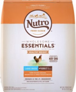 Nutro Wholesome Essentials Support Healthy Weight Management - High Protein Grain Sensitivities