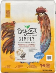 Purina Beyond Simply Chicken Dry Dog Food For Adult Dog Ingredients