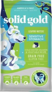 Solid Gold Leaping Waters Cold Water Salmon & Vegetables Grain-Free