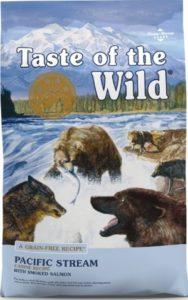 Taste of the Wild Grain-Free Recipe Dry Dog Food Ingredients