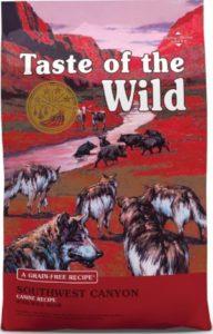 Taste of the Wild Grain-Free Southwest Canyon Recipe