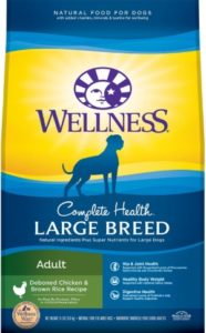 Wellness For Large Breed Adult